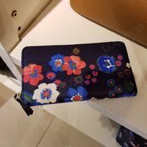 2018AW♪  Tory Burch ★ KERRINGTON ZIP CONTINENTAL WALLET