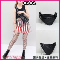 ★Sacred Hawk Oversized Bum bag With Chains