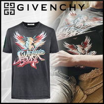 GIVENCHY 18AW新作 Save Our Souls ヴィンテージTシャツ *スリム