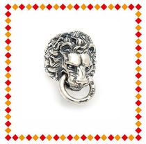 Bill Wall Leather(ビルウォールレザー) 指輪・リング 【関税・送料込】Lion with Ring in Mouth Ring