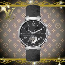 18AW Louis Vuitton(ルイヴィトン) TAMBOUR MOON STAR 35 黒