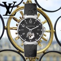 18AW Louis Vuitton(ルイヴィトン) TAMBOUR MOON STAR 28 黒