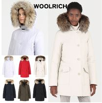 WOOLRICH★ARCTIC PARKA★フィンラクーンファー取り外し可能