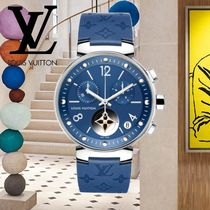 18AW Louis Vuitton(ルイヴィトン) TAMBOUR MOON STAR BLUE 35