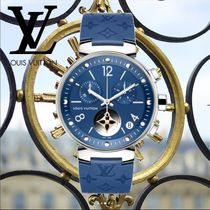 18AW Louis Vuitton(ルイヴィトン) TAMBOUR MOON STAR BLUE 39.5