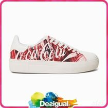 ★Desigual★ デスイグアル SHOES_STAR COCA-COLA