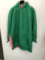 【CELINE】18/19AW新作  Oversize hooded top (GREEN)