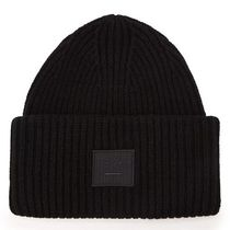 【送料関税込】Acne Studios★knit beanie hat★Navy