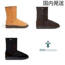 EMU Australia(エミュー) ブーツ EMU/Platinum Outback Lo/ Made in Australia