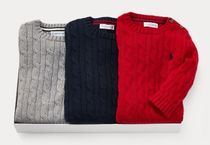 Cable Sweater 3-Piece Gift Set ケーブルセーターギフトセット