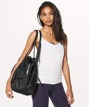LULULEMON◆All Day Duffel Heatproof Pocket 31L◆Black
