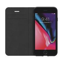 adidas OR-Adicolor-Booklet Case iPhone 6/6s / 7 / 8 Black