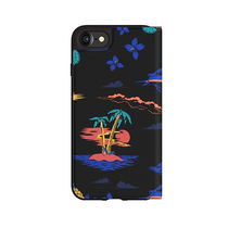 adidas OR-Beach-Booklet case-iPhone 6/6s / 7 / 8 Black
