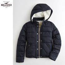 ★即発送★在庫あり★Hollister★Sherpa-Lined Puffer Jacket★