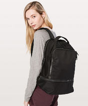 LULULEMON◆City Adventurer Backpack 17L◆Black