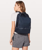 LULULEMON◆City Adventurer Backpack 17L◆True Navy