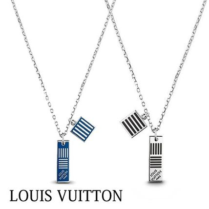 【Louis Vuitton】国内発送 コリエ・ダミエカラーズ ネックレス