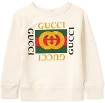 ★関税負担★GUCCI★AGES 4 - 10 PRINTED SWEATSHIRT