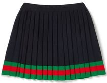 ★関税負担★GUCCI★AGES 4 - 12 PLEATED WOOL SKIRT★大人もOK