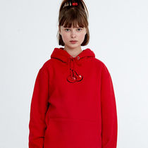 18AWコレクション☆MIDDLE CHERRY HOODIE/全3色/KIRSH