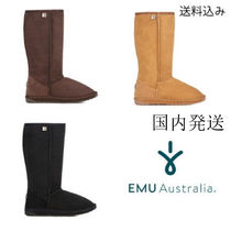 EMU Australia(エミュー) ブーツ EMU/Platinum Stinger Hi/ Made in Australia