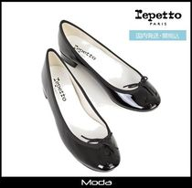 repetto(レペット)ローヒール パンプス〈国内発送・関税込〉