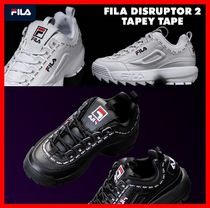 NEW★【FILA】DISRUPTOR 2★厚底 Tapey Tape兼用☆22~28cm 2色