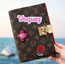 LV MM NOTEBOOK COVER ヴィトン 手帳カバー 国内発送 2018AW