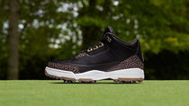 【NIKE】AIR JORDAN 3 GOLF PREMIUM BRONZE BROWN AO8952-200