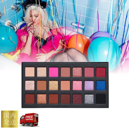 KYLIE COSMETICS☆THE BIRTHDAY COLLECTION☆21色アイパレット