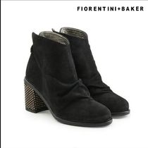 Fiorentini+Baker(フィオレンティーニ+ベイカー) ショートブーツ・ブーティ Fiorentini+Baker★Robin Suede Ankle Boots with Embellished