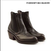 Fiorentini+Baker(フィオレンティーニ+ベイカー) ショートブーツ・ブーティ Fiorentini+Baker★Roxy Leather Ankle Boots