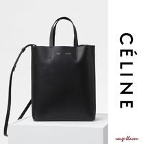 【国内発送】CELINE SMALL CABAS IN GRAINED CALFSKIN