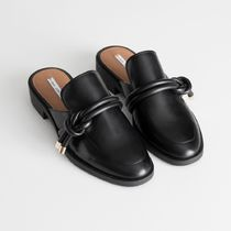& Other Stories(アンドアザーストーリーズ) ローファー・オックスフォード ★&Other Stories★Reef Knot Loafers★ブラック★