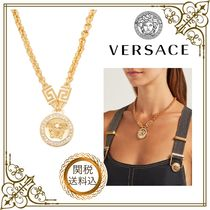【関税・送料込】完売必至☆VERSACE Medusa pendant necklace