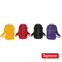 [18 A/W] 国内発送 Supreme  3M Reflective Backpack