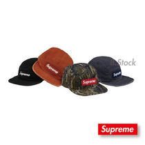 [18 A/W] 国内発送 Supreme  Military Camp Cap