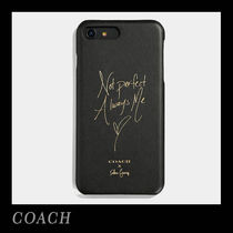 COACH☆COACH x Selena iPhone 7/8 Plus ケース