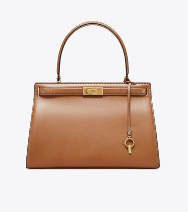 Tory Burch ハンドバッグ 日本未発売!2018AW【Tory Burch】LEE RADZIWILL SATCHEL(3)