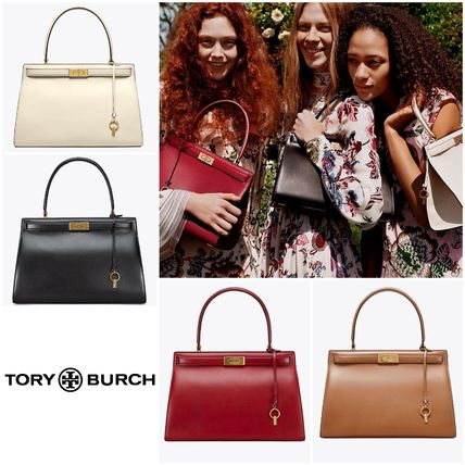 Tory Burch ハンドバッグ 日本未発売!2018AW【Tory Burch】LEE RADZIWILL SATCHEL