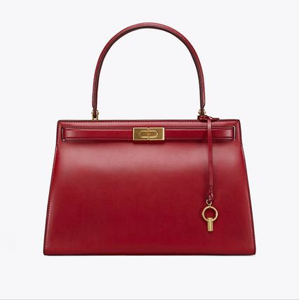 Tory Burch ハンドバッグ 日本未発売!2018AW【Tory Burch】LEE RADZIWILL SATCHEL(9)