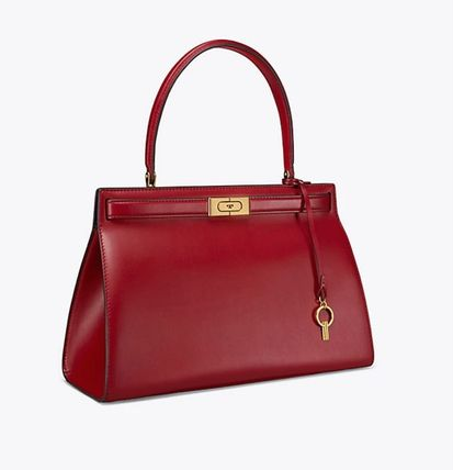 Tory Burch ハンドバッグ 日本未発売!2018AW【Tory Burch】LEE RADZIWILL SATCHEL(10)