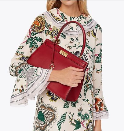 Tory Burch ハンドバッグ 日本未発売!2018AW【Tory Burch】LEE RADZIWILL SATCHEL(12)