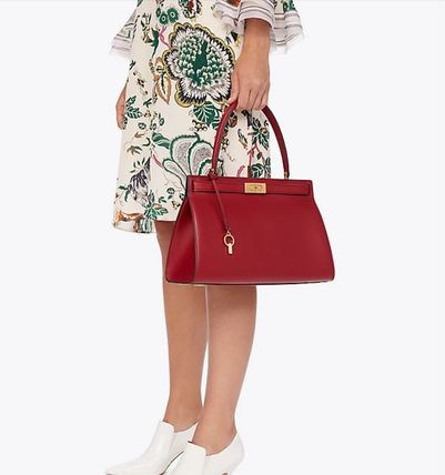 Tory Burch ハンドバッグ 日本未発売!2018AW【Tory Burch】LEE RADZIWILL SATCHEL(13)