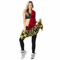 ☆ZUMBA・ズンバ☆Leather and Lace Fitness Towels 2PK