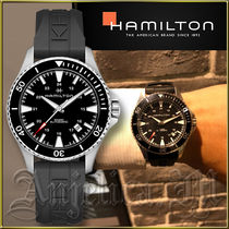 ★送料関税追跡込★Hamilton Khaki Navy Black Watch H82335331