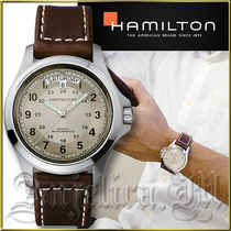 ★安心ヤマト便★Hamilton Khaki Field King Watch H64455523