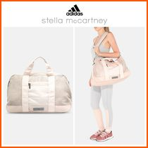 コラボ☆ADIDAS X STELLAMCCARTNEY☆Pink Yoga Bag