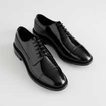 ★&Other Stories★Leather Oxfords★ブラック★