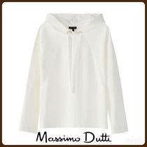 MassimoDutti♪HOODED SWEATSHIRT